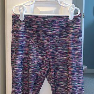 Justice Multicolored Leggings
